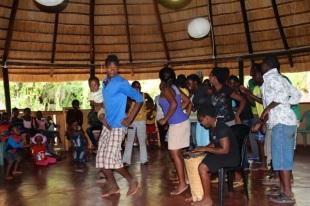 dancing intergen